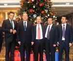 Tỷ phú Mai Vũ Minh tiếp đón Trợ lý Tổng thống Bosnia & Herzegovina nhân chuyến thăm làm việc tại Việt Nam