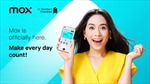 Ngân hàng ảo Mox của Standard Chartered cung cấp dịch vụ ngân hàng bán lẻ thông qua ứng dụng riêng