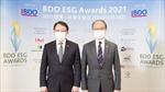 BDO công bố danh sách các đơn vị giành giải thưởng Môi trường, Xã hội và Quản trị (ESG) BDO lần thứ 3