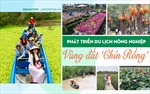 Phát triển du lịch nông nghiệp vùng đất 'Chín Rồng'