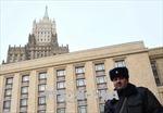 Nga coi việc Mỹ buộc tội 12 công dân Nga can thiệp bầu cử là vô căn cứ