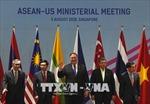 Mỹ cam kết chi 300 triệu USD tài trợ an ninh cho Đông Nam Á