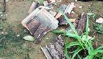 Nhà cửa rung lắc do dư chấn động đất tại Kỳ Anh, Hà Tĩnh