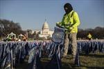 Một tuần sau lễ nhậm chức, doanh nghiệp thủ đô Mỹ tính toán thiệt hại do phong tỏa