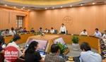 Hà Nội thành lập 16 đoàn kiểm tra liên ngành về công tác chống dịch COVID-19
