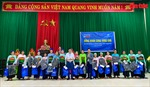 Chương trình 'Đồng hành cùng vùng khó' báo Tin tức đến với Thanh Hoá lần thứ hai