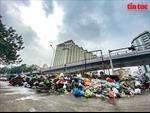 Lãnh đạo Hà Nội chỉ đạo 'giải cứu' xử lý rác thải tồn đọng