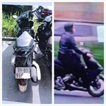 Xử phạt nam thanh niên lái xe máy chạy vào khu vực dẫn đoàn phục vụ Đại hội Đảng XIII