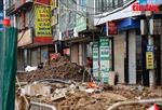 Kinh doanh ế ẩm, môi trường sống bị ảnh hưởng do việc thi công dự án hầm chui Lê Văn Lương