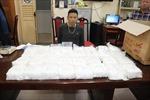 Triệt phá đường dây mua bán, vận chuyển trái phép gần 60kg ma tuý tại Hà Nội