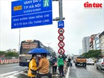 'Xe dù, bến cóc' vẫn ngang nhiên hoạt động tại nhiều tuyến đường Thủ đô