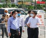 Chủ tịch UBND TP Hà Nội kêu gọi người dân khai báo y tế thường xuyên để bảo vệ an toàn Thủ đô