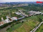 Ảnh 360: 'Cụm công nghiệp' xây dựng trái phép tồn tại nhiều năm ở huyện Hoài Đức