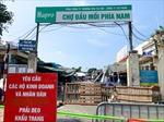 Hà Nội tạm thời ngừng hoạt động chợ đầu mối phía Nam