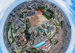 Ảnh 360: Cận cảnh ô đất 4 mặt tiền xây Đại sứ quán Mỹ tại Hà Nội