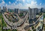 Ảnh 360: Cận cảnh công trường dự án hầm chui 700 tỷ đồng ở Hà Nội