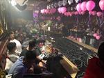 'Đột kích' hai quán karaoke phát hiện 87 người dương tính với ma túy