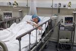 Cứu sống sản phụ bị vỡ khối u gan