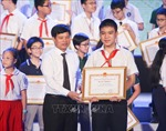 Tuyên dương học sinh giỏi tiêu biểu Thủ đô năm học 2018 - 2019