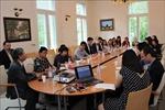 Tọa đàm về giảng dạy tiếng Việt tại Đức