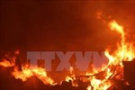 Cháy quán cà phê tạo khói độc bao trùm 5 tầng nhà, hai người tử vong