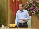 Phó Thủ tướng Thường trực Trương Hòa Bình thăm, làm việc tại Sơn La