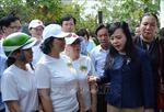 Bộ trưởng Bộ Y tế kiểm tra tình hình bệnh sốt xuất huyết tại Đà Nẵng