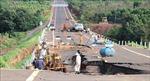 Kết quả giám định sụt lún đường Hồ Chí Minh đoạn tránh Chư Sê