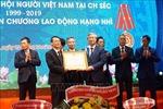 Hội người Việt Nam tại CH Séc: 20 năm đoàn kết, phát triển và hội nhập