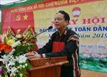 Ngày hội Đại đoàn kết toàn dân tộc ở Đắk Lắk