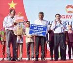 Đồng chí Phạm Minh Chính dự Ngày hội Đại đoàn kết toàn dân tộc tại Bạc Liêu