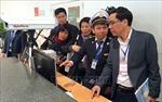 Kiểm tra việc phòng, chống viêm phổi cấp tại sân bay Nội Bài