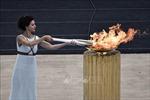Hy Lạp chuẩn bị kế hoạch thay thế cho lễ đốt đuốc Olympic