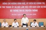 Hà Nội đẩy mạnh hợp tác phát triển thông tin và truyền thông