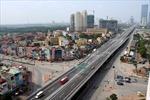 Tổ chức lại giao thông phục vụ thi công đường vành đai 2 trên cao