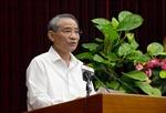 Thành ủy Đà Nẵng đề ra 9 nhóm nhiệm vụ sáu tháng cuối năm