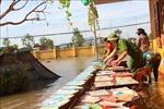 Thư/điện thăm hỏi của Lãnh đạoKazakhstan và Palestine về lũ lụt ở miền Trung Việt Nam