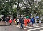 Tháng 10, khách quốc tế đến Việt Nam tăng 7,6%