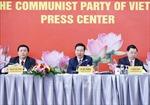 1.587đại biểu về dựĐại hội XIII của Đảng, đông nhất trong 13 kỳ Đại hội Đảng toàn quốc