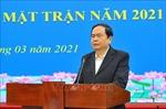 Cơ quan Ủy ban Trung ương MTTQ Việt Nam giới thiệu ông Trần Thanh Mẫn và ông Hầu A Lềnh ứng cử ĐBQH khóa XV