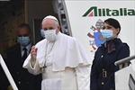 Giáo hoàng Francis bắt đầu chuyến thăm lịch sử tới Iraq