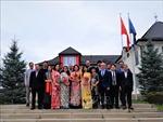 Phái đoàn Việt Nam tại Geneva kỷ niệm 111 năm Ngày Quốc tế phụ nữ