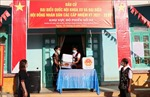 Cử tri 6 xã ở Nam Giang phấn khởi đi bỏ phiếu trong ngày bầu cử sớm