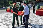 Thanh Hóa tổ chức truy điệu, an táng 15 hài cốt liệt sỹ được tìm thấy tại Lào