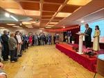 Đại sứ quán Việt Nam tại Pháp tổ chức kỷ niệm 76 năm Quốc khánh