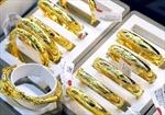Giá vàng trong nước tăng 150.000 đồng/lượng