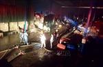 Cháy 2 nhà máy giấy ở Thừa Thiên - Huế