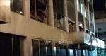 Nổ lớn làm rung chuyển trụ sở đài truyền hình SKAI TV của Hy Lạp
