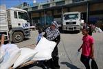 Palestine kêu gọi viện trợ nhân đạo cho năm tới