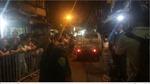 Tìm thấy nhiều phần thi thể tại hiện trường vụ cháy nhà trên phố Đê La Thành